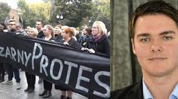 Łukasz Rzepecki dla Fronda.pl: Czarne protesty to medialna manipulacja - miniaturka