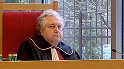 Rzepliński doktorem honoris causa... niemieckiego uniwersytetu - miniaturka