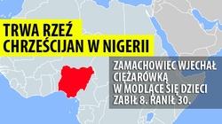 Rzeź chrześcijan w Nigerii przegrywa z kukłą. Świat stanął na głowie! - miniaturka