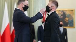Prezydent odznaczył Błaszczykowskiego. Nie tylko za osiągnięcia sportowe  - miniaturka