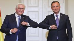 Co z pomnikiem polskich ofiar IIWŚ? PAD spotkał się z prezydentem Niemiec  - miniaturka