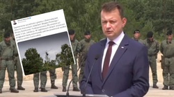 Wojskowe śmigłowce ruszają na granicę z Białorusią  - miniaturka