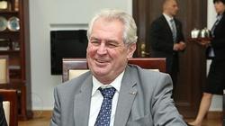 Prezydent Czech w szpitalu. Chwilę wcześniej spotkał się z Babiszem - miniaturka