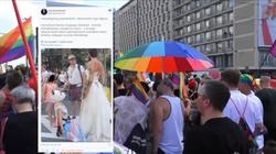Szokujące sceny na warszawskiej paradzie LGBT. ,,Eksponowanie patologicznych zachowań wobec dziecka'' - miniaturka
