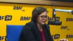 Małgorzata Sadurska: Rząd podejmował decyzję o migracji i rząd może tę decyzję zmieniać - miniaturka