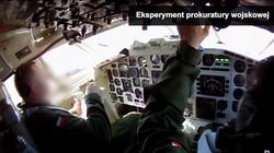 80 min. prawdy. Błędne naprowadzenie i eksplozja – tak wyglądało zniszczenie Tu-154 M - miniaturka