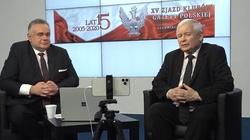 Jarosław Kaczyński: Aborcja jest sprawą sumienia. Bronią należy umieć się posługiwać - miniaturka