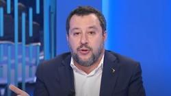 Salvini: Spotkanie w Warszawie w poszerzonym gronie w maju - miniaturka