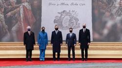 Historyczny moment! Prezydenci pięciu państw przyjęli w Warszawie wspólną deklarację - miniaturka