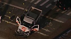 Kto odpowiada za zamach w USA? Według niektórych mediów - 'samochód' - miniaturka