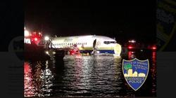 Samolot wpadł do rzeki. Ale można mówić o cudzie... - miniaturka