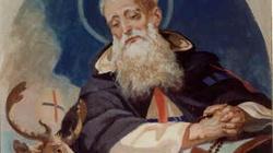 Święty Feliks Valois, prezbiter. Nawracał chrześcijan straconych dla islamu - miniaturka