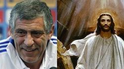 Trener Portugalczyków: Moją inspiracją jest Jezus Chrystus - miniaturka