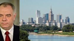 Będzie referendum ws. powiększenia Warszawy. Sasin: Absurdalne! - miniaturka