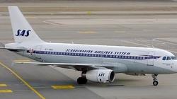 Pęknięta opona w samolocie, Polacy w potrzasku - miniaturka