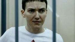 Sawczenko: Nie pozwolę zapomnieć o tych, którzy zginęli za Ukrainę - miniaturka