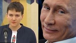 Sawczenko ostrzega: Rosję trzeba zatrzymać, zanim będzie na granicy z Polską - miniaturka