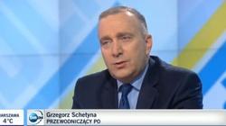 Pinior: Schetyna chce wejść w wielką koalicję z PiS w obronie chrześcijańskiej Europy - miniaturka