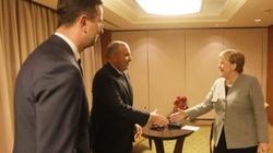 Schetyna i Kosiniak-Kamysz na spotkaniu z Merkel - miniaturka