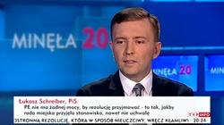 Łukasz Schreiber dla Frondy: O niebywałych ruchach niektórych sędziów - miniaturka