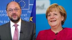 Schulz do Merkel: Zapraszam do mojego rządu! - miniaturka