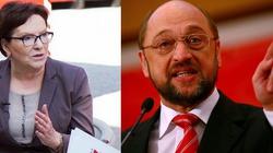 Kopacz u Schulza. Poznamy prawdziwy kontyngent uchodźców! - miniaturka