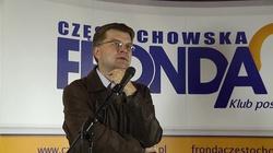 Grzegorz Górny dla Frondy: Polska musi stoczyć trudny bój - miniaturka