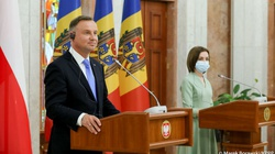 Prezydent w Mołdawii: W polskim sądownictwie wciąż funkcjonują ludzie skompromitowani  - miniaturka