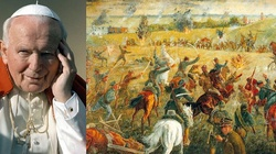 Św. Jan Paweł II: Urodziłem się, gdy bolszewicy szli na Warszawę  - miniaturka