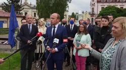 Kolejna spektakularna klęska Budki! W Wieliczce więcej dziennikarzy niż wyborców - miniaturka