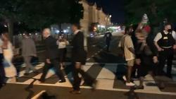 Przerażające obrazy z USA. Aktywiści BLM atakują konwencję Republikanów [WIDEO] - miniaturka