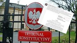TSUE może kontrolować prawo krajowe? Posłowie PiS złożyli wniosek do TK! - miniaturka