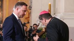 Prezydent na Ukrainie. Oddaje cześć pomordowanym na Wołyniu Rodakom - miniaturka