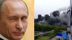 Zwykły pożar czy atak hybrydowy Rosji? - miniaturka