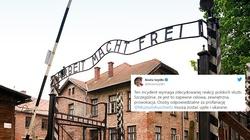 Szokujące! Antysemickie napisy w Auschwitz. Stanowcza reakcje europoseł Szydło - miniaturka