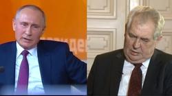 Czesi stawiają ultimatum Moskwie. Żądają powrotu swoich dyplomatów  - miniaturka