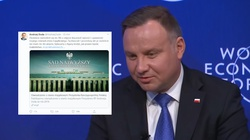 Prezydent Andrzej Duda ujawnił swój majątek - miniaturka