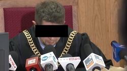 Cela plus: Były sędzia Wojciech Ł. usłyszał już zarzuty prokuratorskie - miniaturka