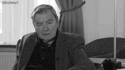 Zmarł Zygmunt Malanowicz. Aktor miał 83 lata - miniaturka