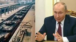 Niepokojące nagrania z Rosji. Putin przygotowuje się do uderzenia na Ukrainę?  - miniaturka