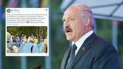 Łukaszenka nie odpuszcza. Służby na granicę przywiozły nowych imigrantów i… media - miniaturka