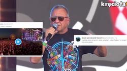 Skandal! Owsiak broni języka nienawiści na swoim festiwalu  - miniaturka