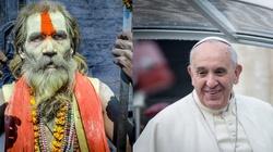 Papież zakazuje ,,Mszy łacińskiej'', a co z kontrowersyjnym ,,rytem hinduskim''?   - miniaturka