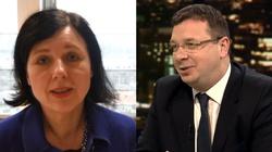 ,,Trudny wieczór dla Jourovej''. Minister Wójcik komentuje decyzję czeskich sędziów - miniaturka