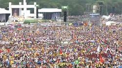 Ponad 1 tys. Polaków na Światowym Spotkaniu Rodzin - miniaturka