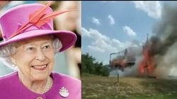 Czy królowa Elżbieta II wspiera palenie kościołów w Kanadzie? - miniaturka