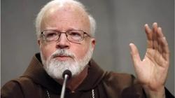 Kard. O'Malley: synod nie jest ,,referendum'' w sprawie celibatu - miniaturka
