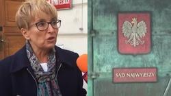 Izba Dyscyplinarna SN jednak nie pozbawiła sędzi Morawiec immunitetu - miniaturka