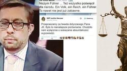 Sędzia Skwara porównał Jarosława Kaczyńskiego do Hitlera i .. pozostanie bezkarny? - miniaturka