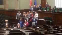'Ciamajdan' kosztował Kancelarię Sejmu 80 tys. złotych - miniaturka